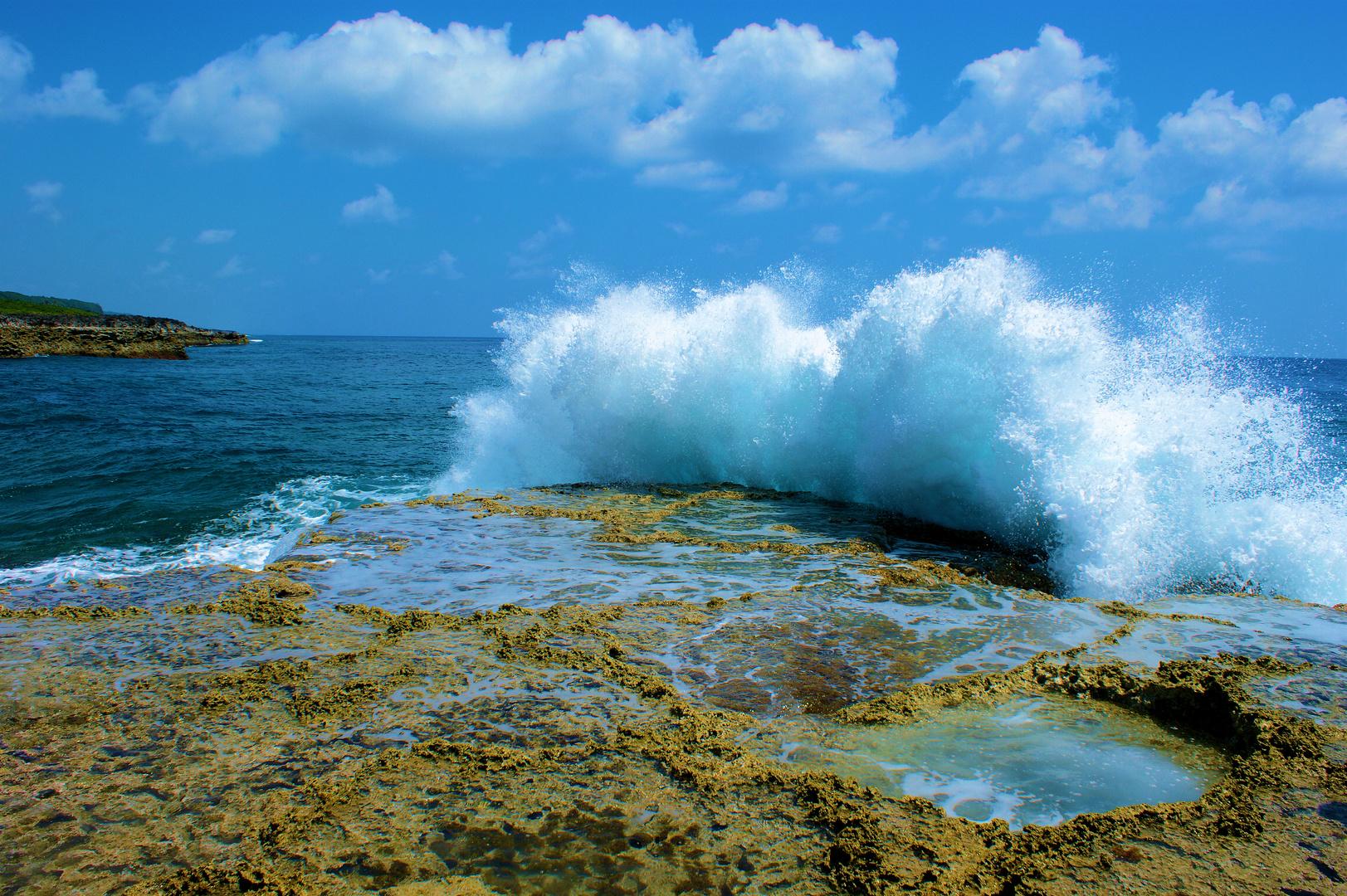 Calicoan Waves