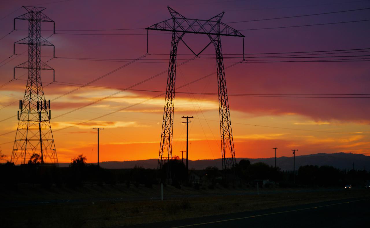 Califonia Sunset