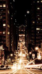 California Avenue @ Night
