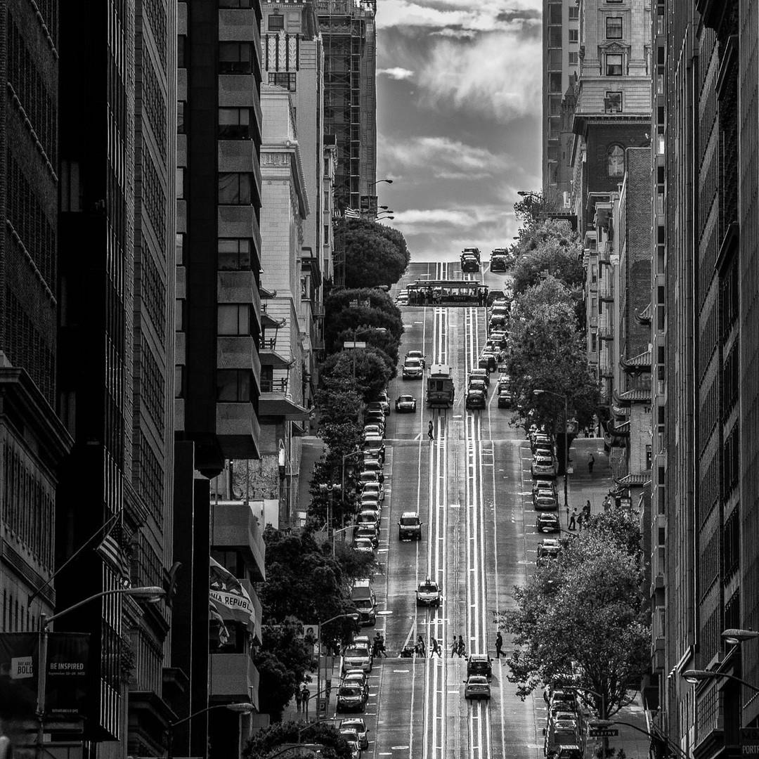 California Street / San Francisco