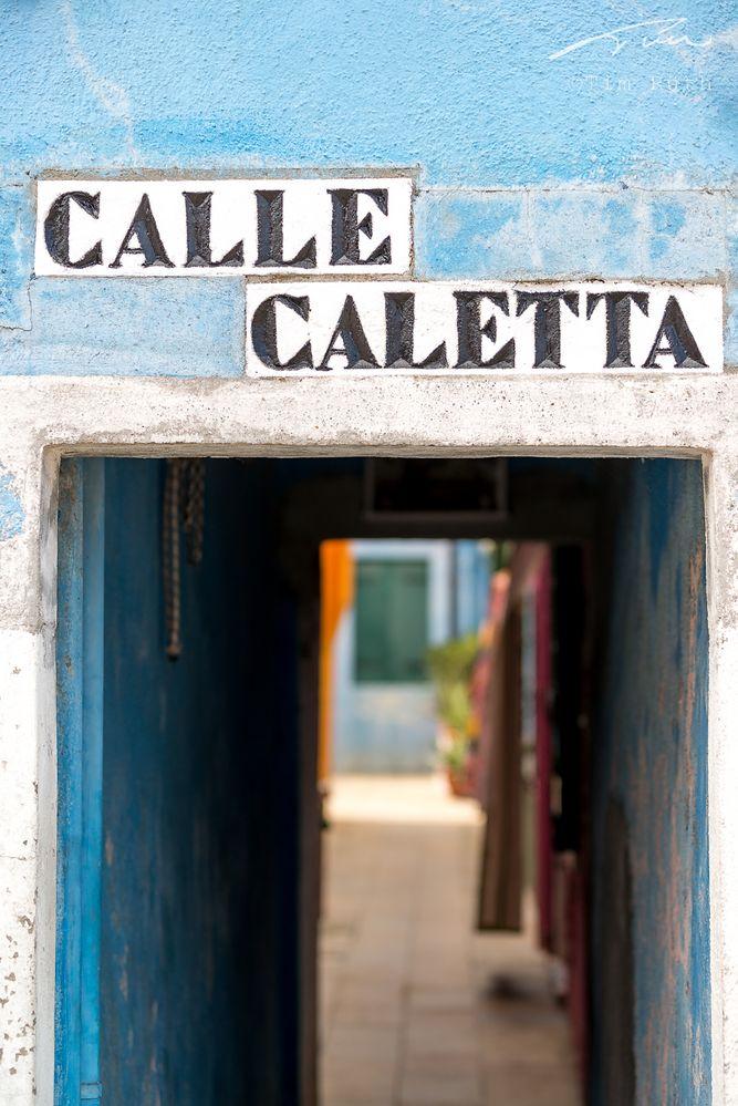 Calle Caletta