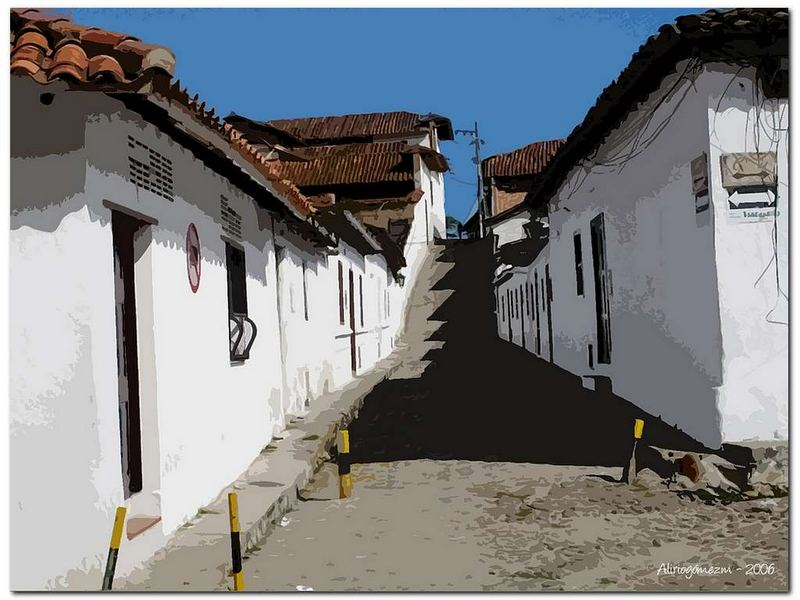 Calle colonial