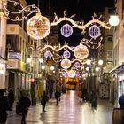 Calle Corredera, de Lorca.