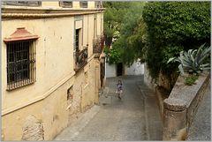 Calle Cuesta de Santo Domingo...