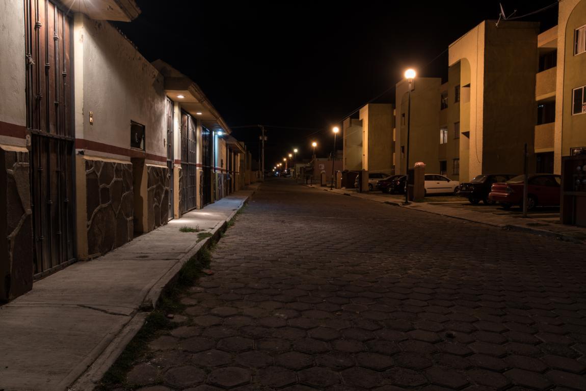 Calle de Huamantla, San Carlos
