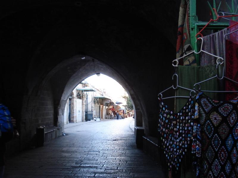 Calle de Jerusalen