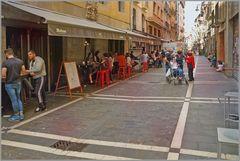 Calle de la Estafeta - Pamplona