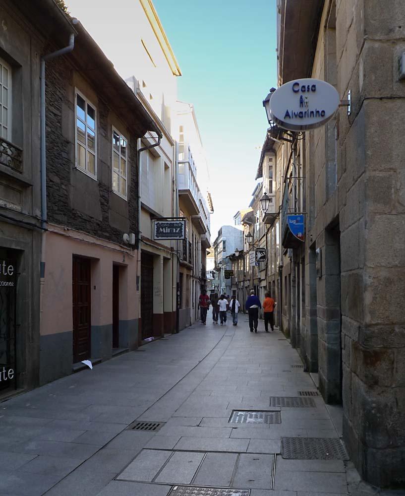 Calle de La Rua Nueva
