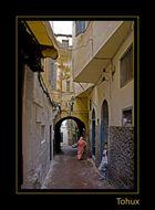 Calle del zoco