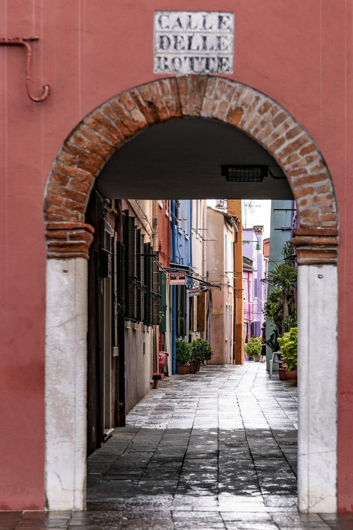 Calle delle Botte