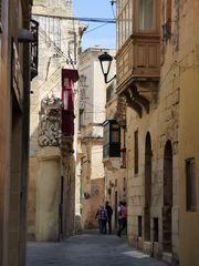 Calle en Rabat, Malta