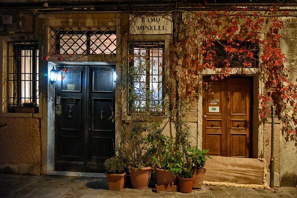 Calle Minelli Venezia