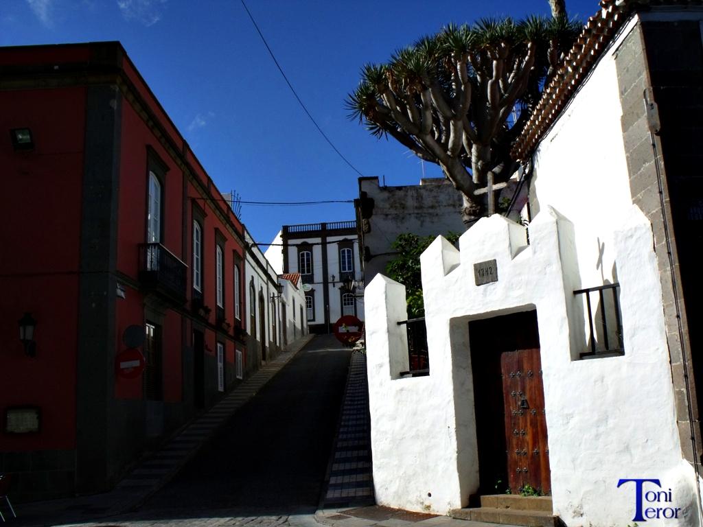 Calle Párroco Morales