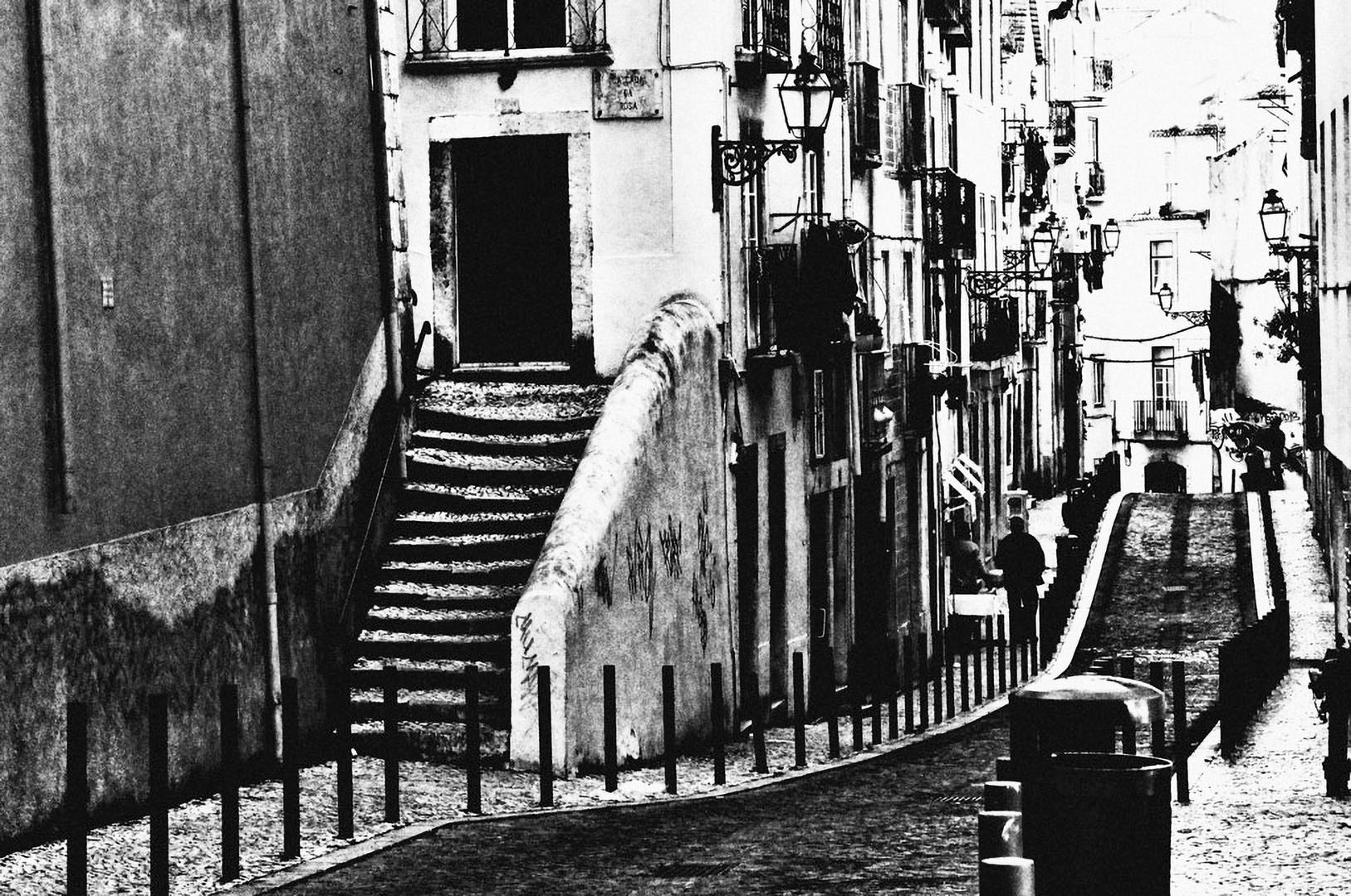 Calle portuguesa...