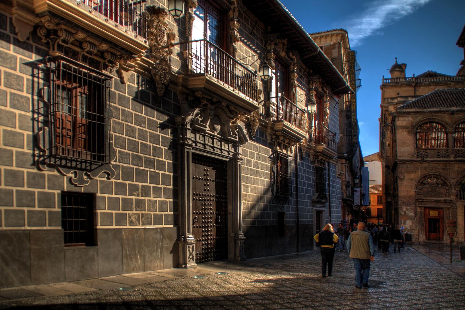 Callejeando por Granada