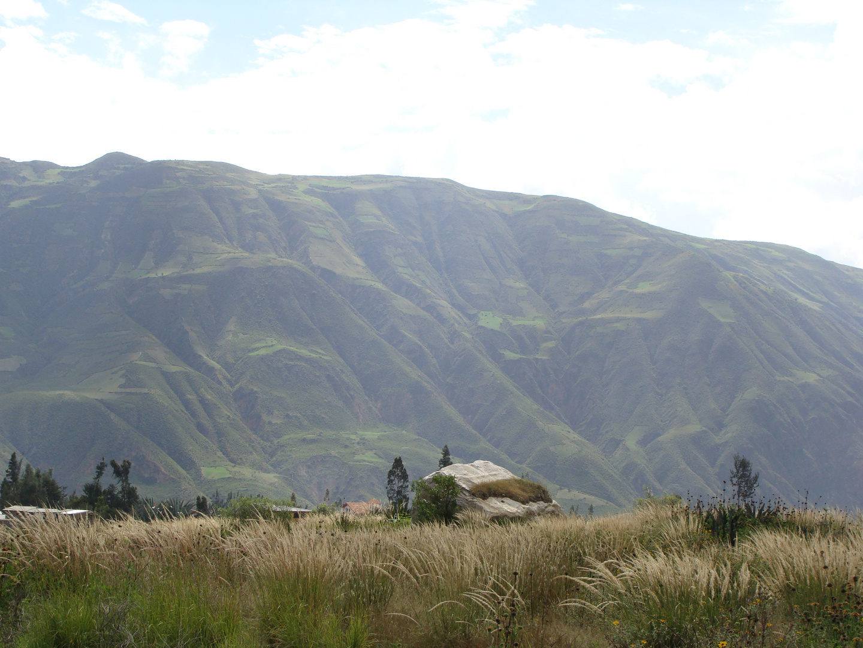 Callejón de Huaylas Huaraz Perú