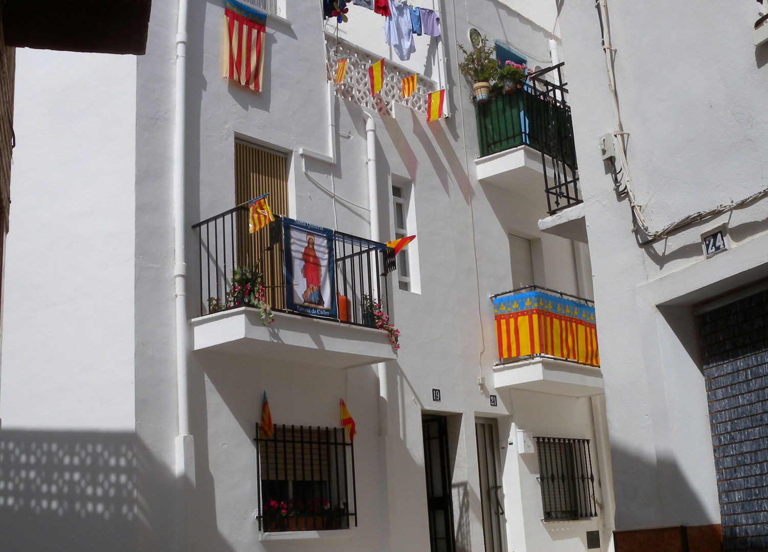 Calles et la fête de Sta. Quiteria..02