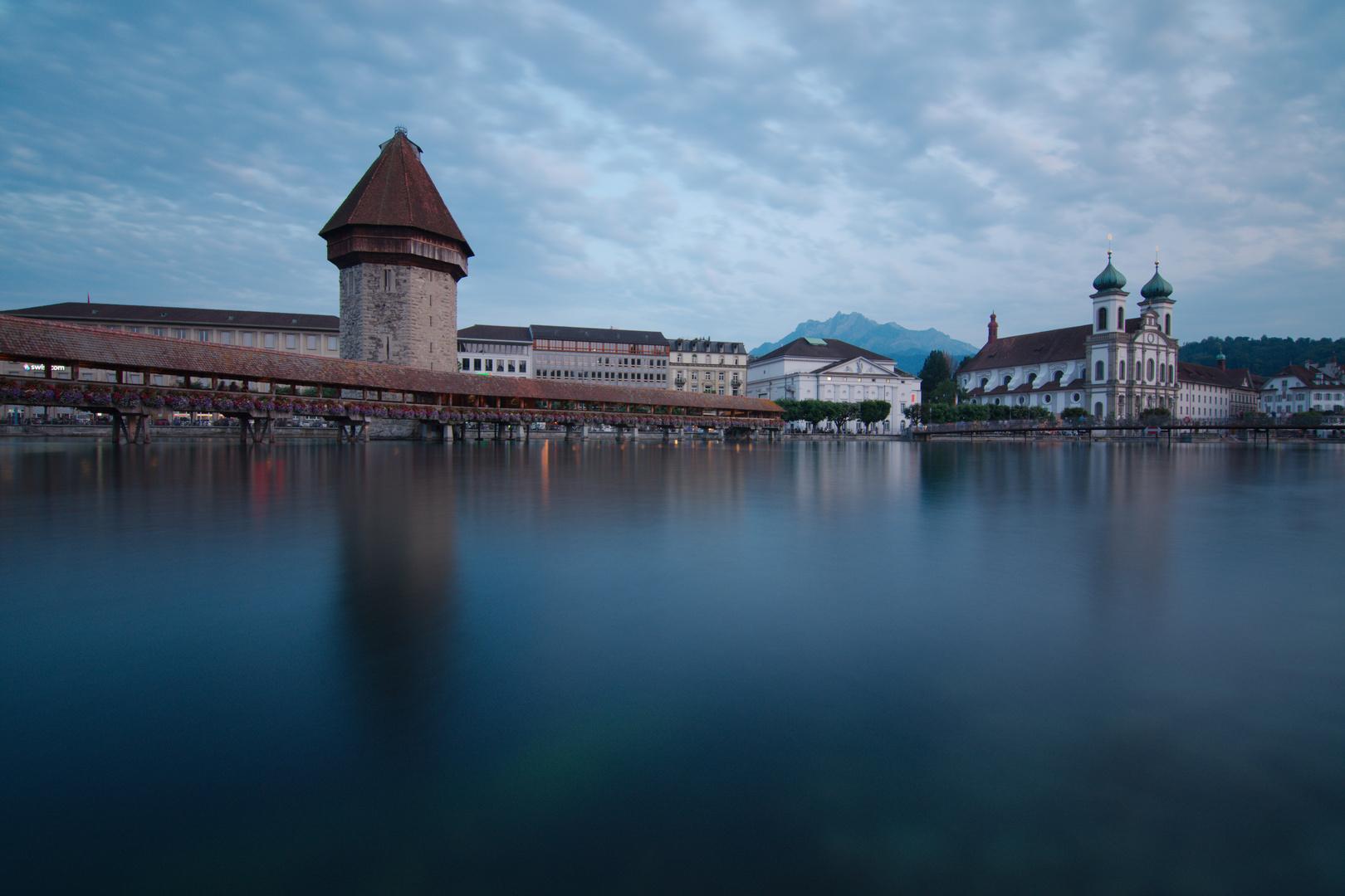 Calm Lucerne