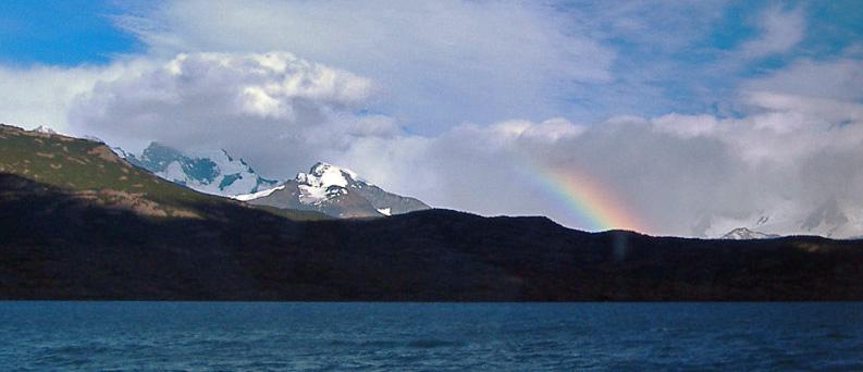 Calma en La Patagonia