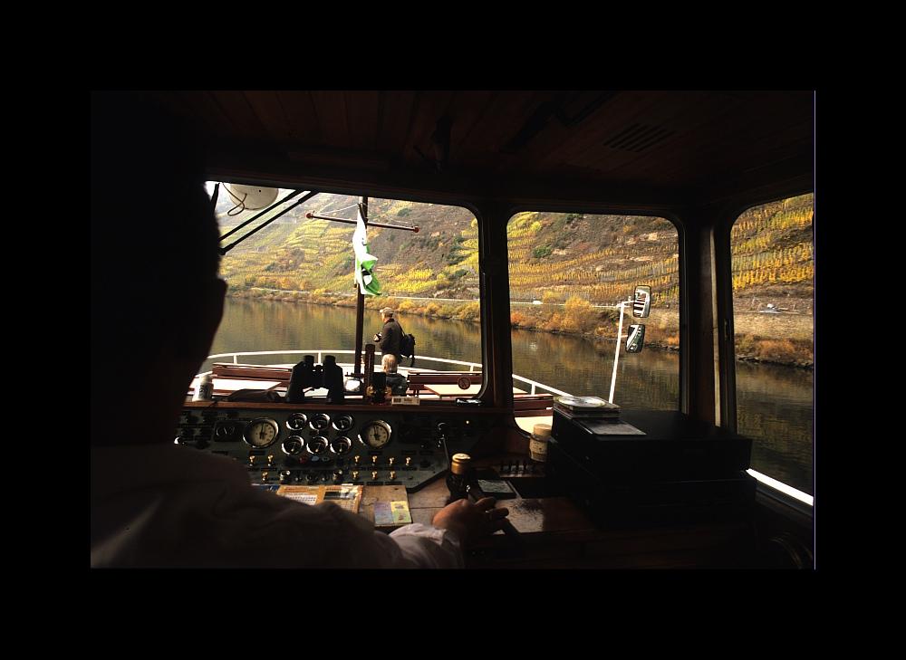 Calmont -- Moselschifffahrt