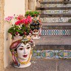 Caltagirone, Keramik