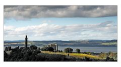 Calton Hill - panorama