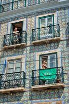 Calurosa Lisboa