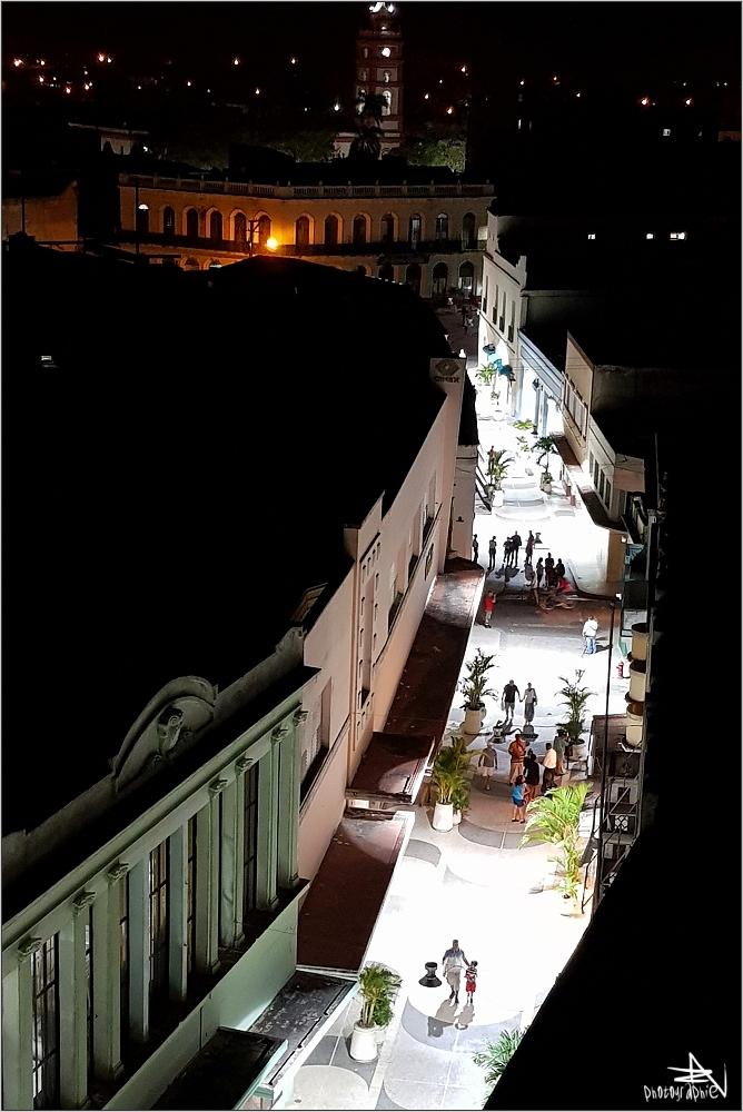 Camagüey - By night