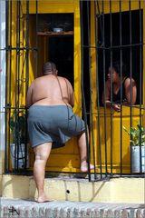 Camagüey - Scène de rue