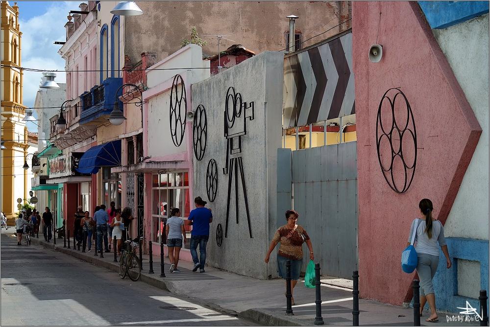 Camagüey - Ville de cinéma