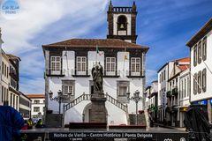 Camara Municipal - Town Hall - Rathaus Ponta Delgada
