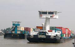 Camaro II   - auf dem Rhein unterwegs