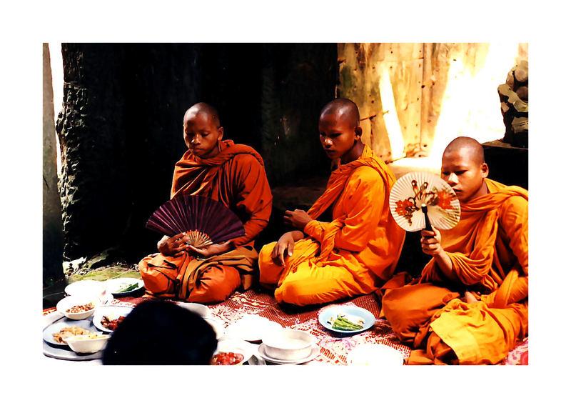 "Cambodia ""Buddhists in paradise"""
