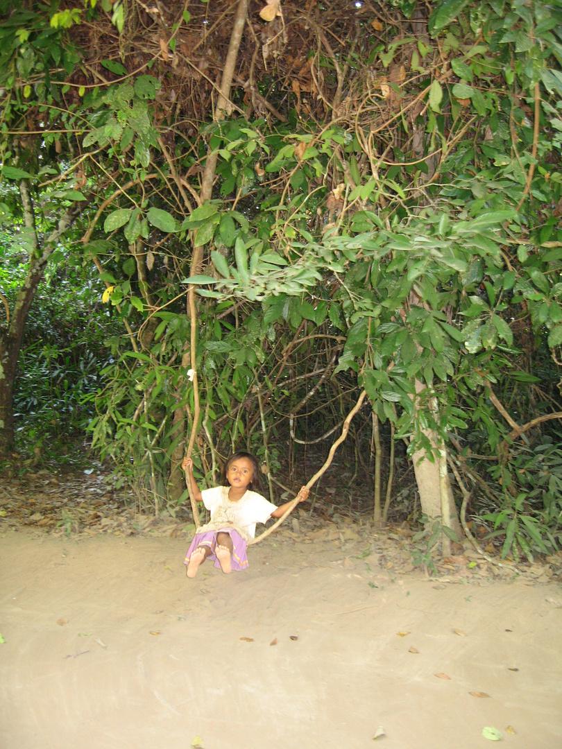 Cambodia Child