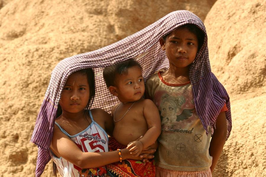 Cambodia Portraits 4