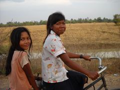 Cambodian Girls