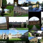 Cambridge - Colleges