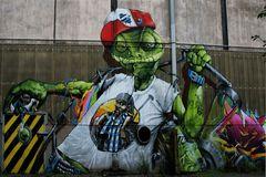 Graffs et tags