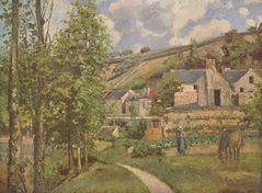 Camille Pissarro Bei Pontoise