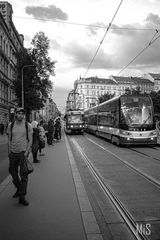 Caminando por Praga
