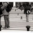 caminant - walking