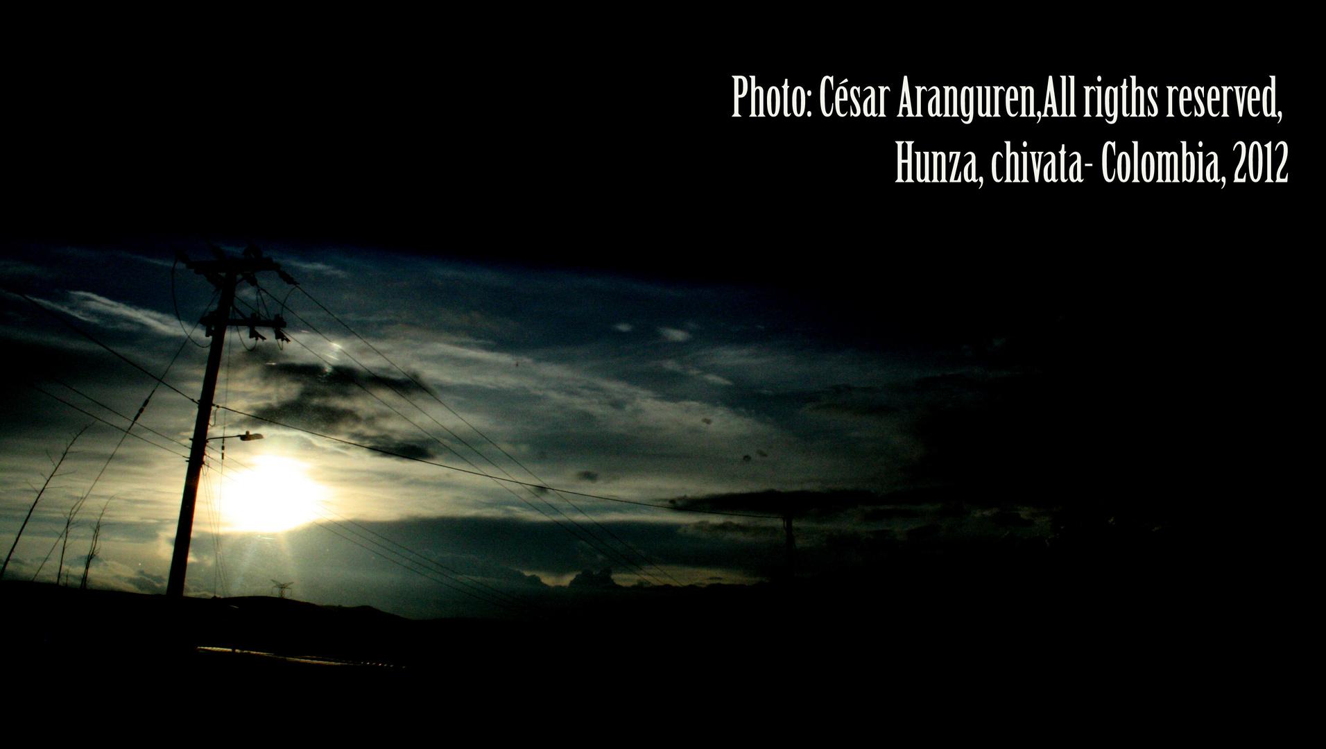 Camino a Hunza