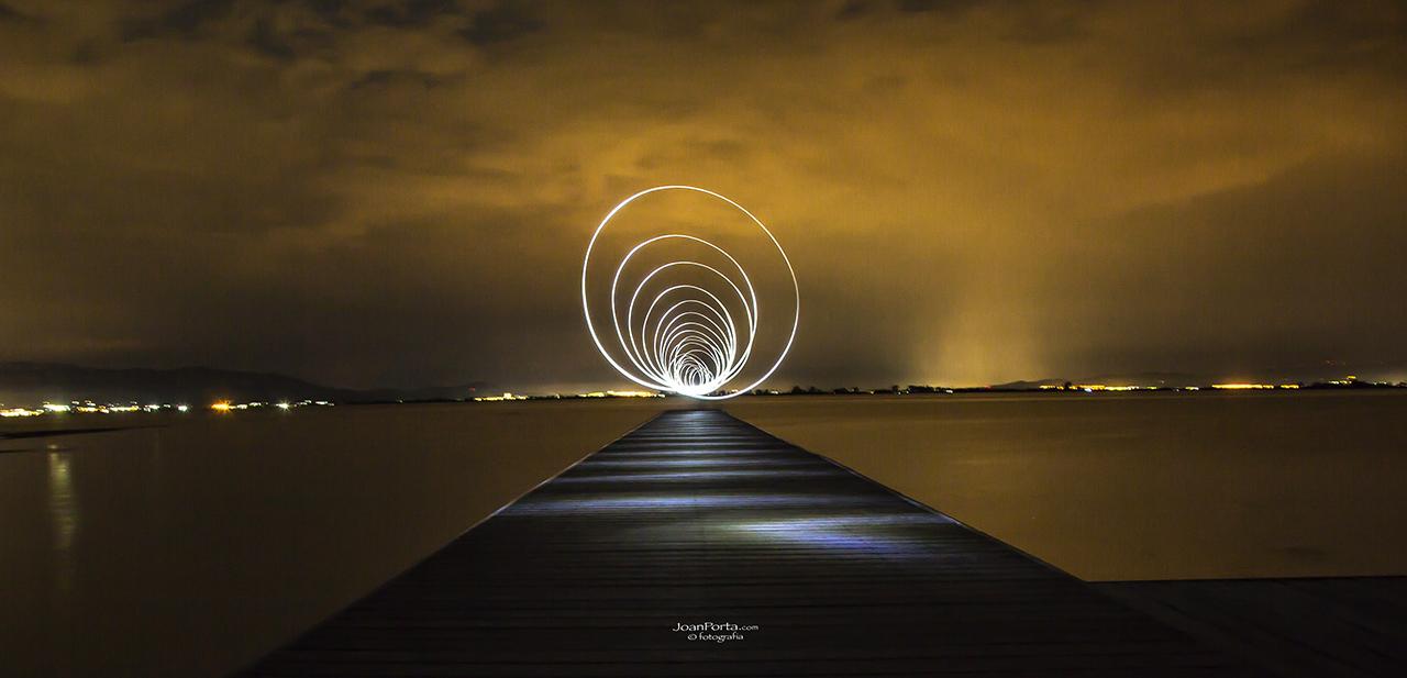 Camino a la dimensión desconocida...