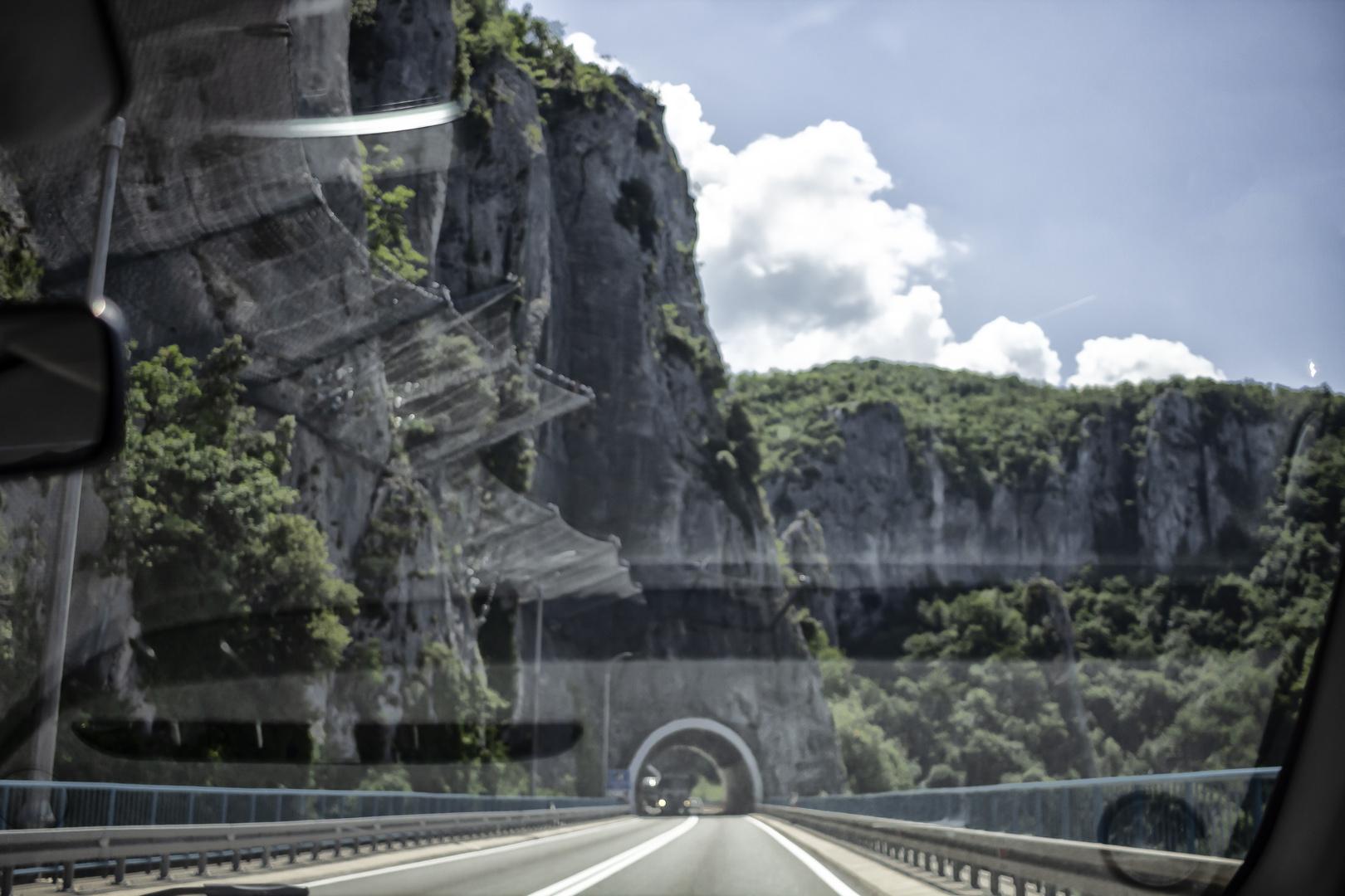 Camino a Opatija