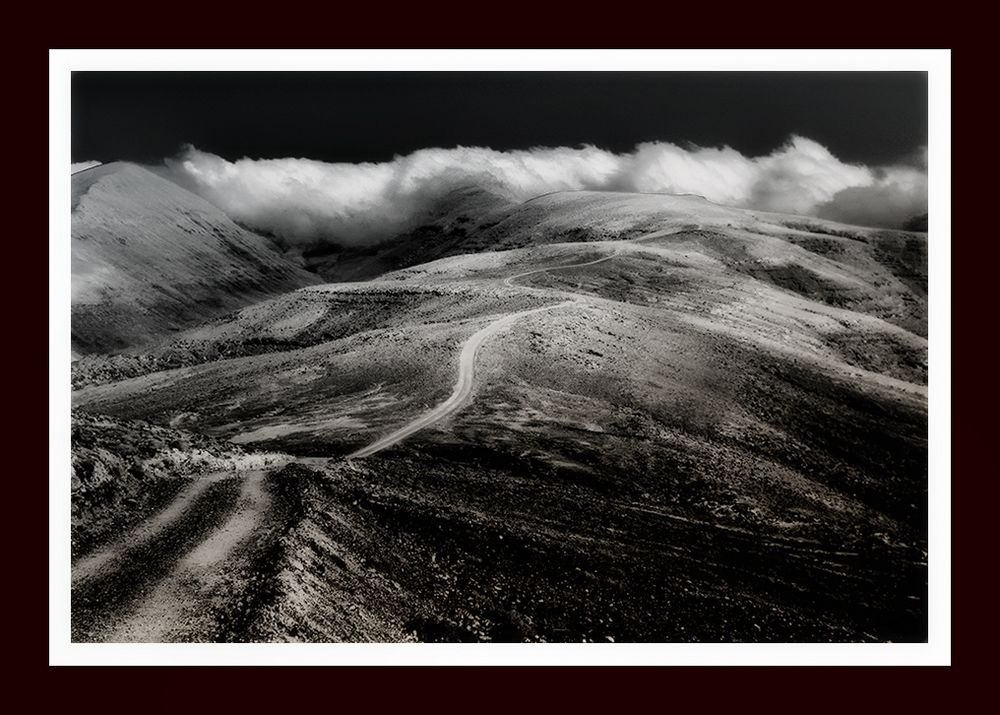 Camino del Pico de la Zarza