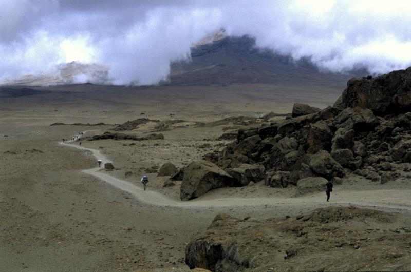 Camino del Uhuru