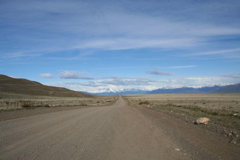 Camino patagónico