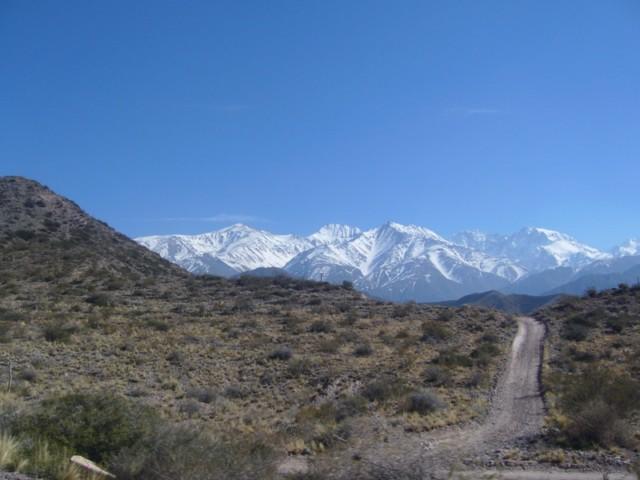 Caminos Cordilleranos
