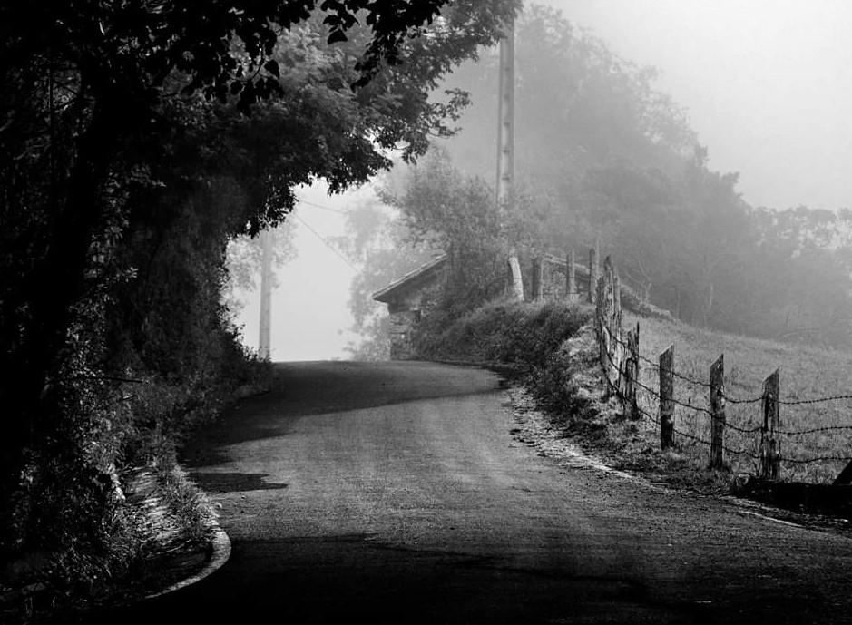 Caminos que andar.