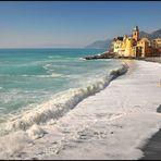 Camogli plage